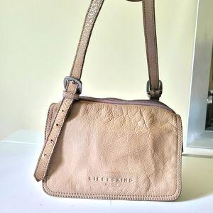 Liebeskind Leather Camera Bag